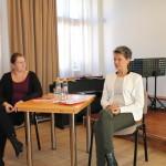 Író-olvasó találkozó: Gábos Katalin - Szerelmes könyv, Sárdi Enikő vezetésével